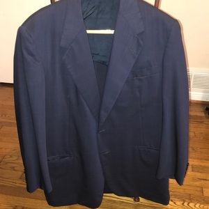 Other - Custom Made Navy Suit